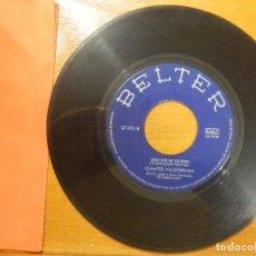 Discos de vinilo: DISCO VINILO - SINGLE - JUANITO VALDERRAMA - POR UNA MUJER - DIME QUE ME QUIERES - BELTER 1971. Lote 114666971