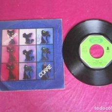 Discos de vinilo: TRIANA - CORRE UN MAL SUEÑO 1981 SINGLE VINILO. Lote 114675143