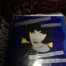 Discos de vinilo: LINDA RONSTADT. CRY LIKE A RAINSTORM. LP . Lote 114677139