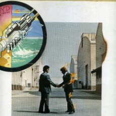 Discos de vinilo: PINK FLOYD - WISH YOU WERE HERE (CONTIENE POSTER). Lote 114678003
