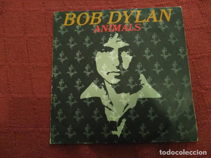 SINGLE BOB DYLAN ANIMALS (Música - Discos - Singles Vinilo - Pop - Rock - Extranjero de los 70)