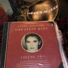 Discos de vinilo: LINDA RONSTADT - GREATEST HITS LP. Lote 114680127