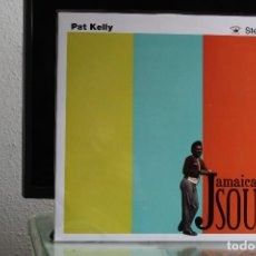 Discos de vinilo: PAT KELLY, JAMAICAN SOUL. NUEVO. Lote 114684107