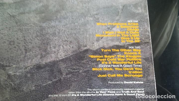 Discos de vinilo: LP FISHBONE: FISHBONE (Edic. Holland 1989) - Foto 3 - 114684527