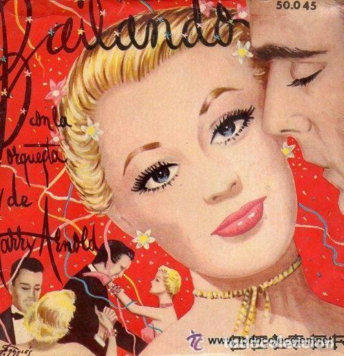 BAILANDO CON LA ORQUESTA DE HARRY ARNOLD - EP BELTER 50'S (Música - Discos de Vinilo - EPs - Orquestas)