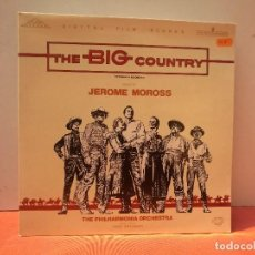 Discos de vinilo: THE BIG COUNTRY. Lote 114697135