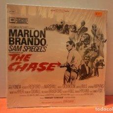 Discos de vinilo: THE CHASE. Lote 114697247