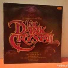Discos de vinilo: THE DARK CRYSTAL. Lote 114697327