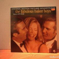 Discos de vinilo: THE FABULOUS BAKER BOYS. Lote 114697387