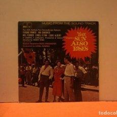 Discos de vinilo: THE SUN ALSO RISES. Lote 114697811