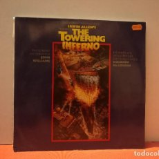 Discos de vinilo: THE TOWERING INFERNO. Lote 114697867