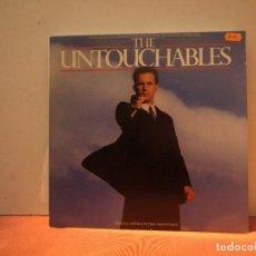 Discos de vinilo: THE UNTOUCHABLES. Lote 114697911