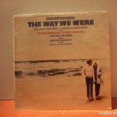 Discos de vinilo: THE WAY WE WERE. Lote 114697987
