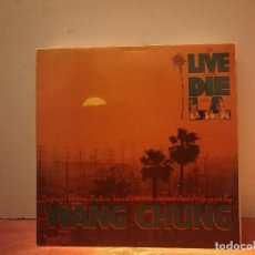 Discos de vinilo: TO LIVE AND DIE. Lote 114698039