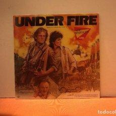 Discos de vinilo: UNDER FIRE. Lote 114698123