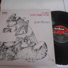 Discos de vinilo: JOSE AFONSO-LP CORO DOS TRIBUNAIS-PORT.ABIERTA-NUEVO. Lote 114715719