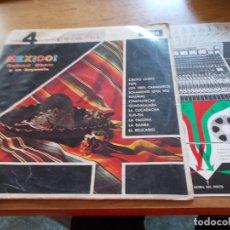 Discos de vinilo: MEXICO, ROLAND SHAW Y SU ORQUESTA.. Lote 114716099