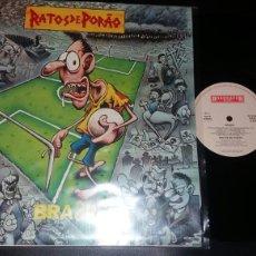 Discos de vinilo: RATOS DE PORAO-BRASIL- RO 9424 1.BRUTAL!!!. Lote 114717702