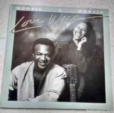 Discos de vinilo: WOMACK & WOMACK (LOVE WARS). Lote 114727887
