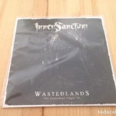 Discos de vinilo: INNER SANCTUM --- WASTELANDS -DEATH METAL. Lote 114730579