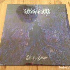 Discos de vinilo: HORRIFIED --- OF DESPAIR --DEATH METAL. Lote 114731675