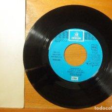 Discos de vinilo: DISCO VINILO - SINGLE - MANUEL MOLINA - PRIMAVERA - LA MORA - ODEON 1976. Lote 114736775