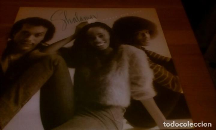 SHALAMAR - THREE FOR LOVE LP (Música - Discos - LP Vinilo - Funk, Soul y Black Music)