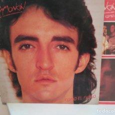 Discos de vinilo: RAMONCÍN LP COMO EL FUEGO. Lote 114741711