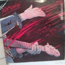 Discos de vinilo: RAMONCÍN - ÉXITOS EN CARRETERA - LP EMI 1986. Lote 114741915
