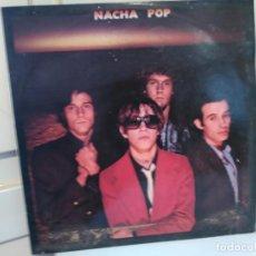 Discos de vinilo: NACHA POP-LP ANTES DE QUE SALGA EL SOL 1991. Lote 114742503