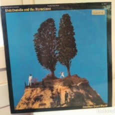 Discos de vinilo: ELVIS COSTELLO AND THE ATTRACTIONS - GOODBYE CRUEL WORLD (LP). Lote 114742719