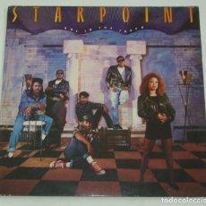 Discos de vinilo: STARPOINT,HOT TO THE TOUCH EDICION ALEMANA DEL 88. Lote 114757651