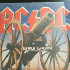 Discos de vinilo: AC DC BIG GUN. Lote 114763006