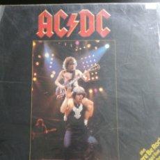 Discos de vinilo: AC DC FOR THOSE ABOUT RO ROCK. Lote 114763730