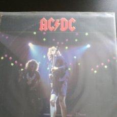 Discos de vinilo: AC DC LETS GET IT UP. Lote 114763980