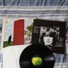 Discos de vinilo: WONDERWALL MUSIC BY GEORGE HARRISON PRIMERA EDICIÓN APPLE RÉCORDS 1968 BEATLES . Lote 114768671