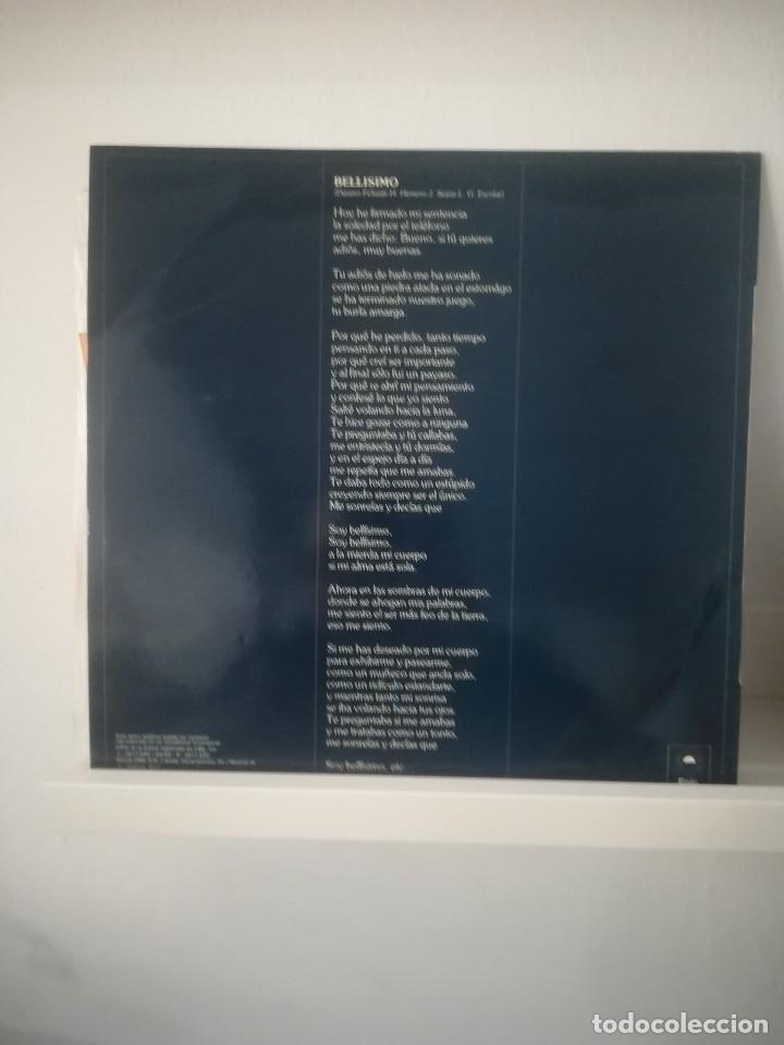 Discos de vinilo: GONZALO - SOY BELLÍSIMO - MAXI-SINGLE EPIC -1977 + HOJAS DE PROMOCIÓN INCLUIDOS - Foto 2 - 114775391