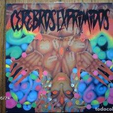 Discos de vinilo: CEREBROS EXPRIMIDOS - MAS SUICIDIOS !!!. Lote 114788347