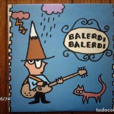 Discos de vinilo: BALERDI BALERDI - DISCO DE 10 PULGADAS . Lote 114788955