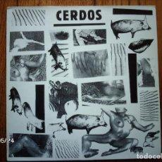 Discos de vinilo: CERDOS. Lote 114789139