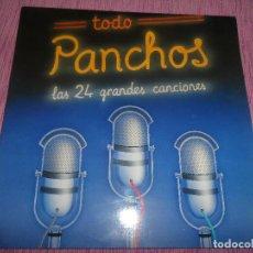 Discos de vinilo: LOS PANCHOS– TODO PANCHOS (LAS 24 GRANDES CANCIONES) . Lote 114789827