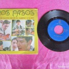 Discos de vinilo: LOS PASOS - NO ME GUSTA DECIR SI - SINGLE 1967 VINILO. Lote 114790107