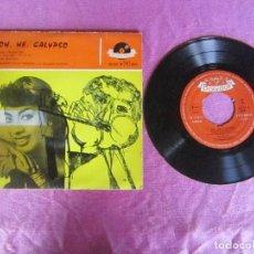 Discos de vinilo: LOLA BRAXTON, OH, HE, CALYPSO -ARMANDO DE LA TRINIDAD ET SON ORCHESTRE ANTILLAIS EP VINILO . Lote 114791351