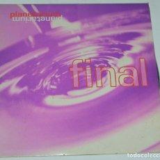 Discos de vinilo: PLANETARIUM - FINAL - MODER MUSIC 1996. Lote 114793991