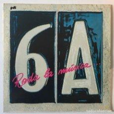Discos de vinilo: SISA RODA LA MÚSICA PDI – 30.207 LP EXCELENTE 1983. Lote 114805979