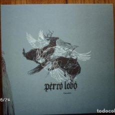 Discos de vinilo: PERRO LOBO - PANCRUDO - DISCO 25 CM . Lote 114808367