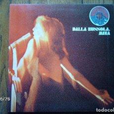 Discos de vinilo: MINA - DALLA BUSSOLA . Lote 114809279