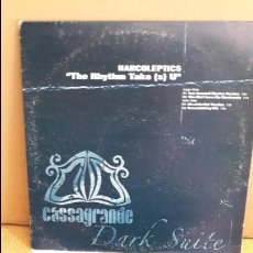 Discos de vinilo: NARCOLEPTICS / THE RHTHM TAKE ( S ) U / MX-SG / CASSAGRANDE / MBC. ***/***. Lote 114810531