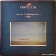 Discos de vinilo: VANGELIS-CHARIOTS OF FIRE, POLYDOR-23 83 602. Lote 114811287