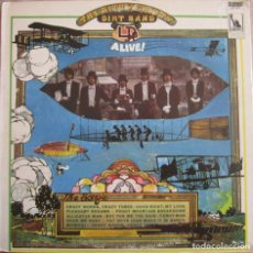 Discos de vinilo: NITTY GRITTY DIRT BAND, THE: ALIVE!. CLÁSICO COUNTRY ROCK. Lote 114814703